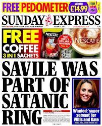 Savile Satan